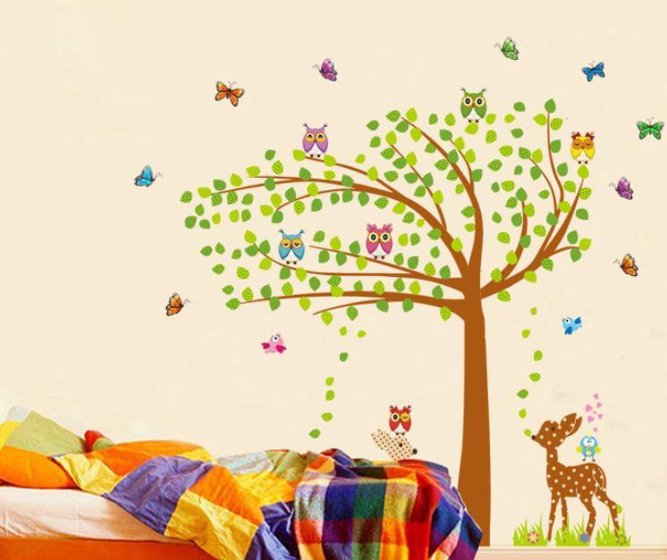 Leuke idee u00ebn voor de inrichting van de kinderkamer of babykamer  u2013 stickerk
